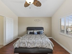 9083 Limecrest Rd. Master bedroom | The DeBonis Team