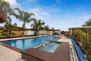 15616 Ridgeway Ave Backyard | DeBonis Team - Riverside, CA Realtors