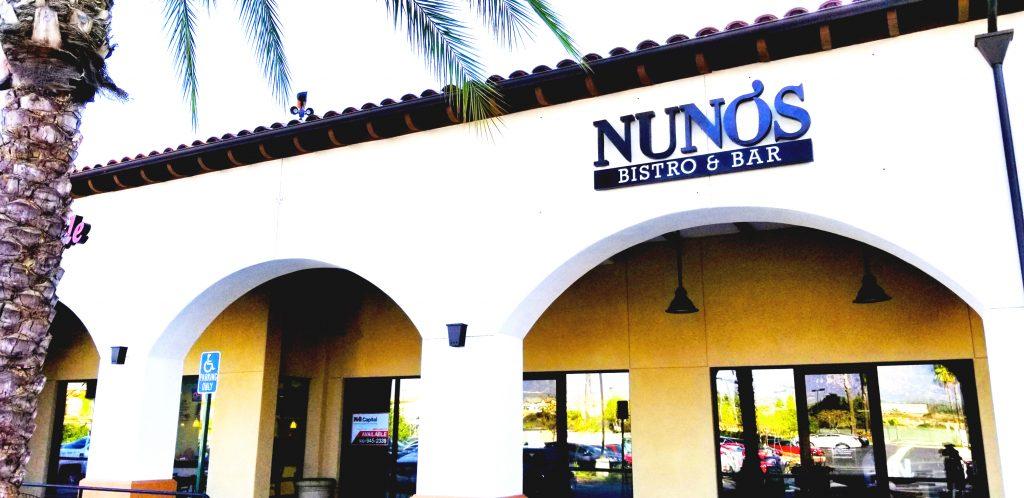 Nuno's Bistro & Bar