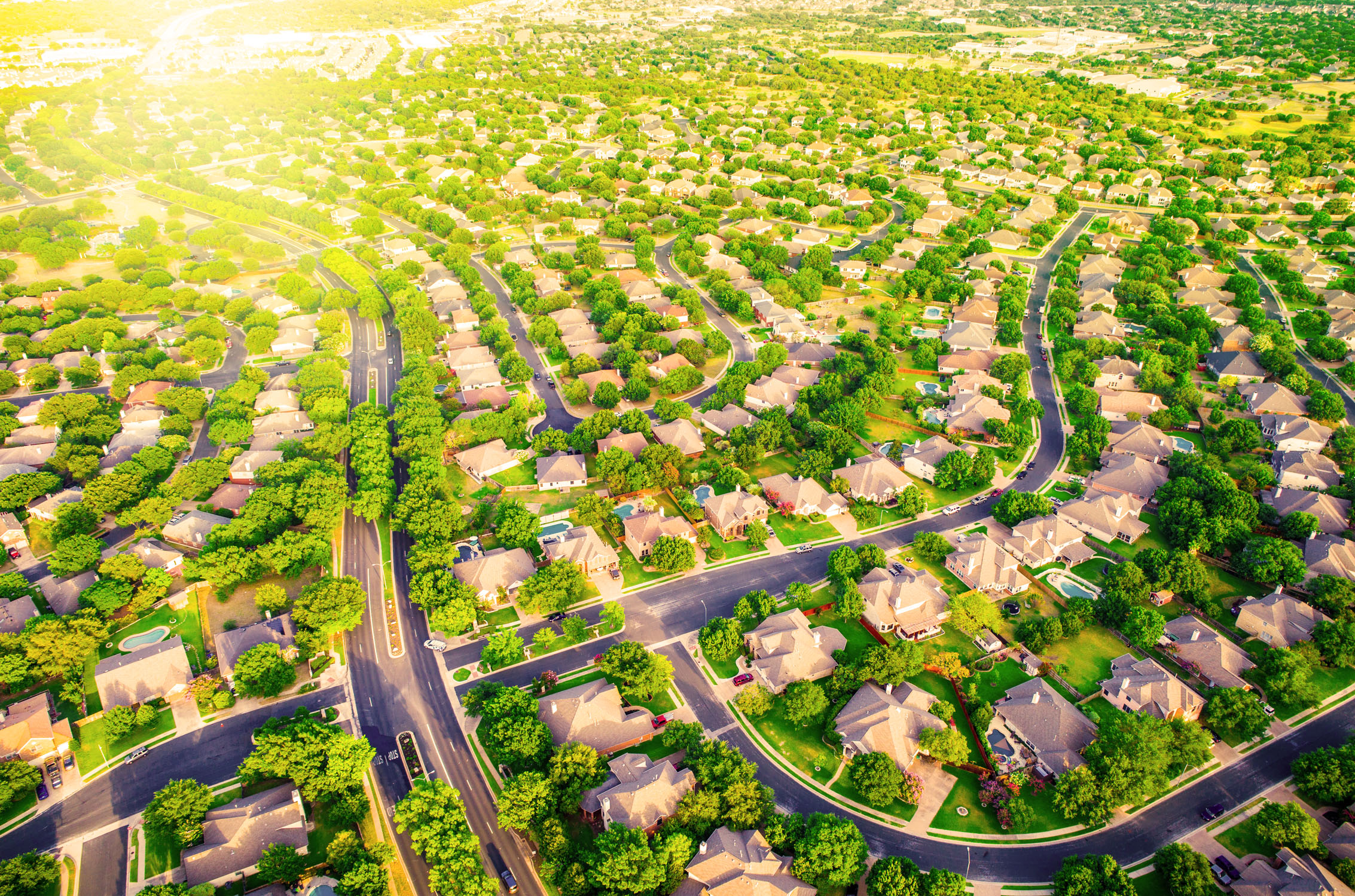 Texas Suburbs