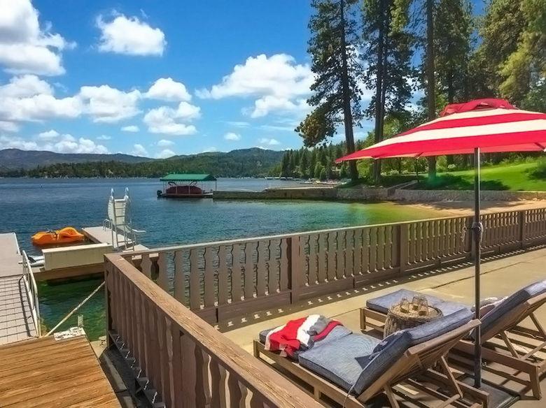 Lake Arrowhead Homes