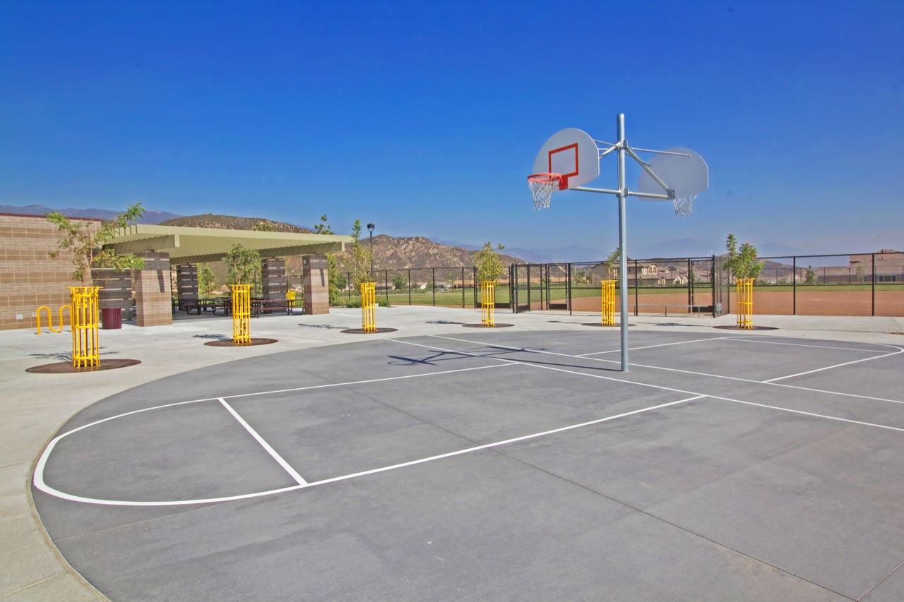 34 Basketball Court