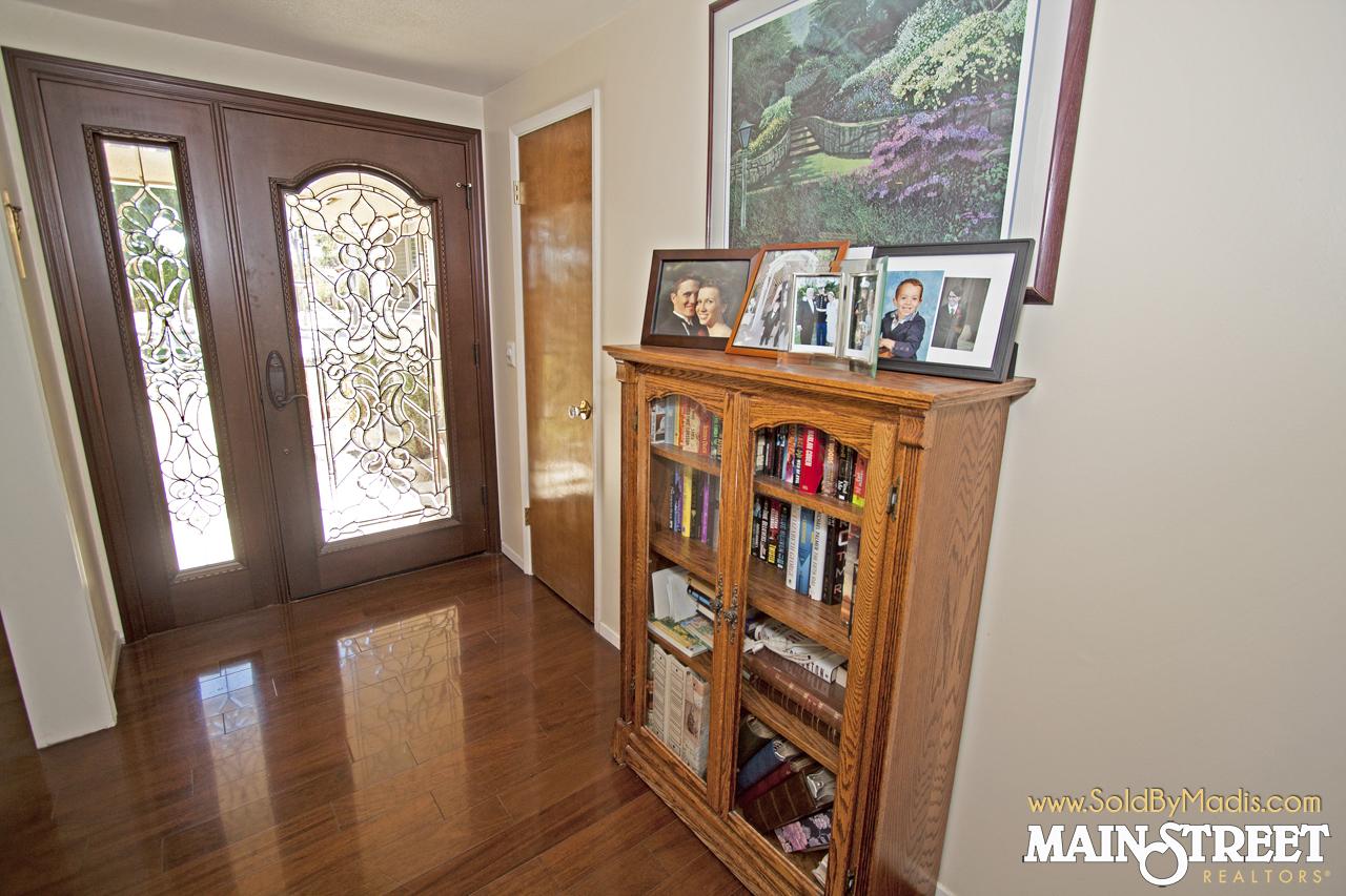 6 Front Door Inside