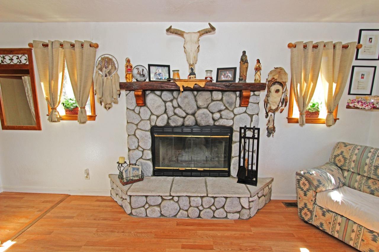 8 Fireplace