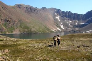 A (Long) Day in Rabbit Creek Park, Anchorage, AK