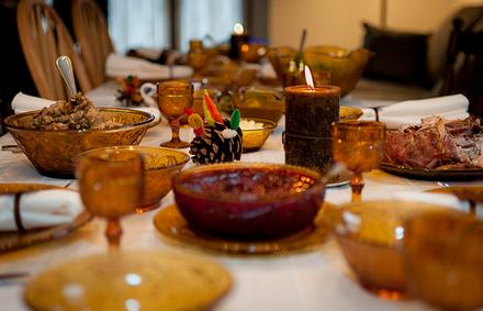 Anchorage AK Restaurants Thanksgiving