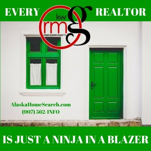 Every RMG Realtor is just a Ninja in a Blazer