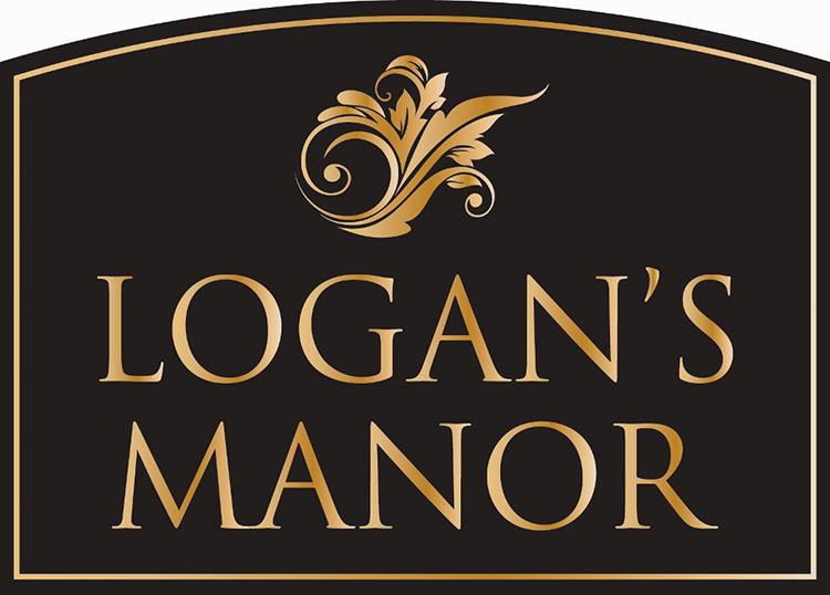 logans manor logo