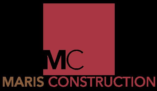 maris construction new home logo
