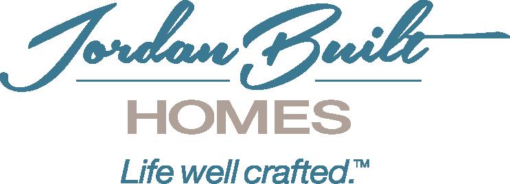 Jordan Built Homes logo Wake Forest new homes