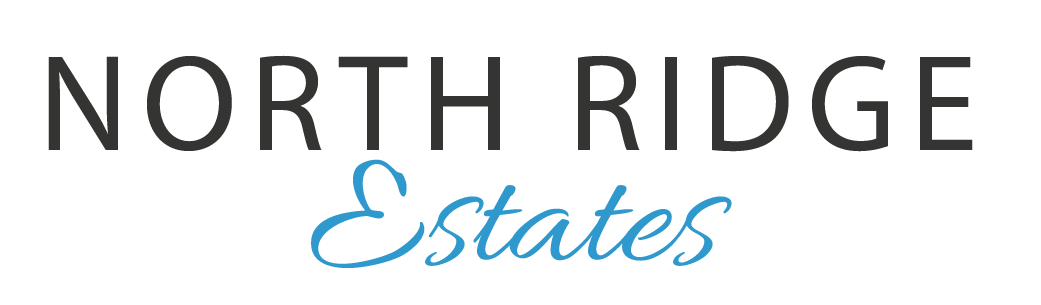 north ridge estates homes in raleigh logo