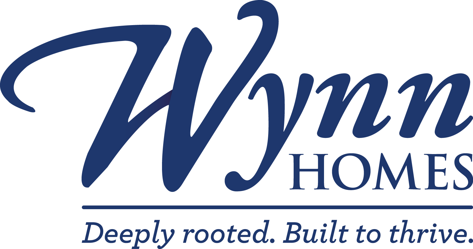 wynn homes new homes logo