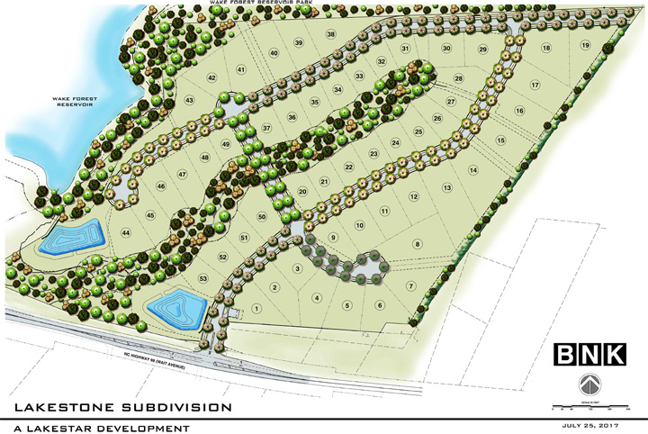lakestone sitemap wake forest new homes