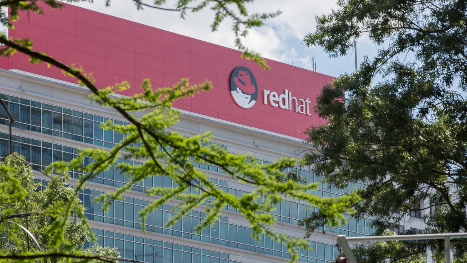 Red Hat office in Downtown Raleigh, NC