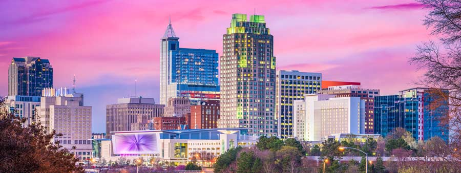 Top 10 Reasons to move to Raleigh