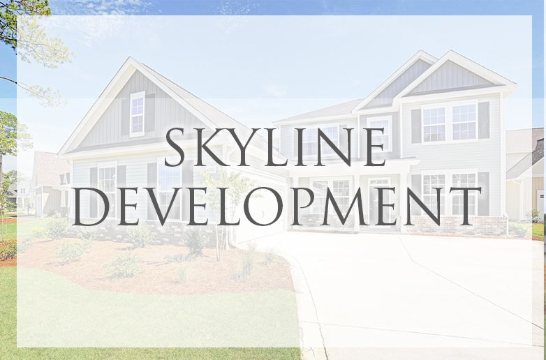 skyline development new homes builder