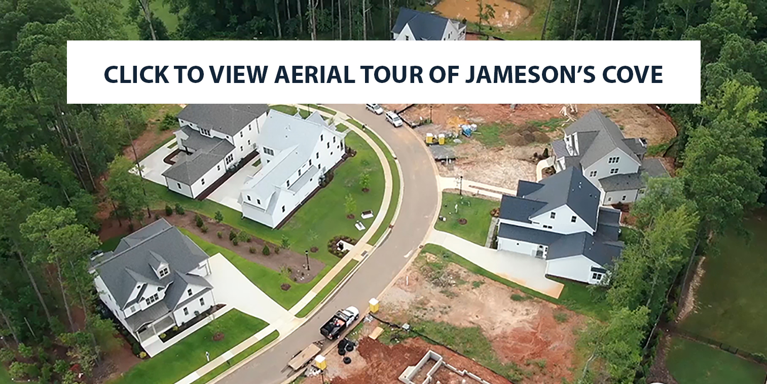 Jamesons Cove | New Homes from the $700s Aerial Tour