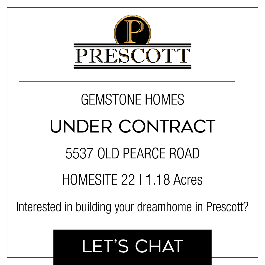 Prescott | New Homes from the $500s