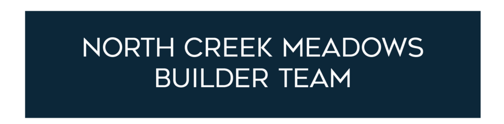 North Creek Meadows   New Homes from the $300s