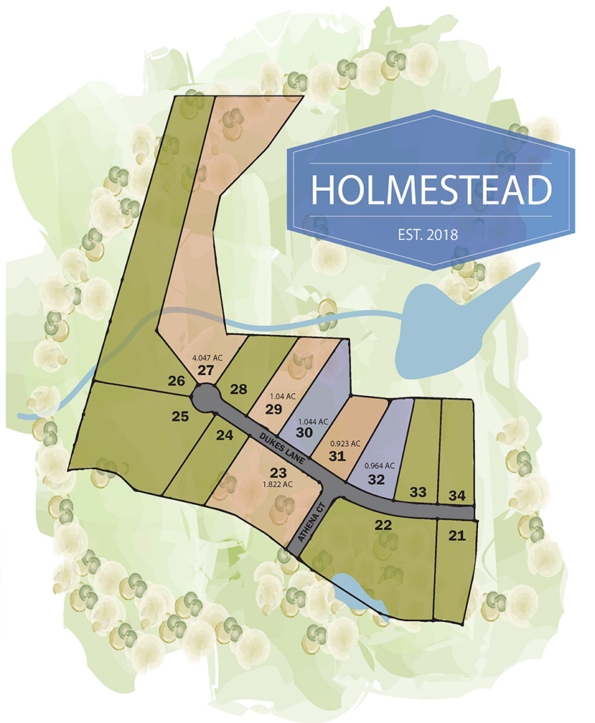 Holmestead | New Homes from the Mid $300s