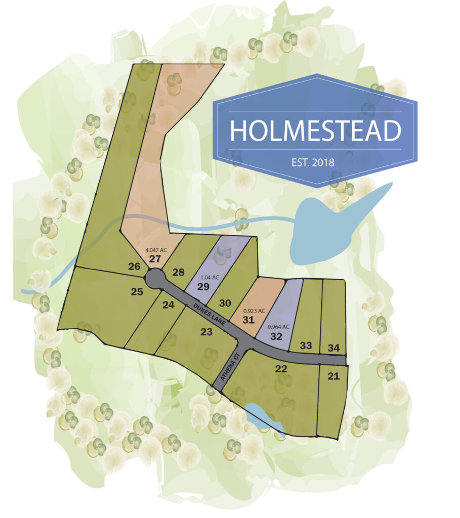 Holmestead | Custom Homes from the Mid $300s