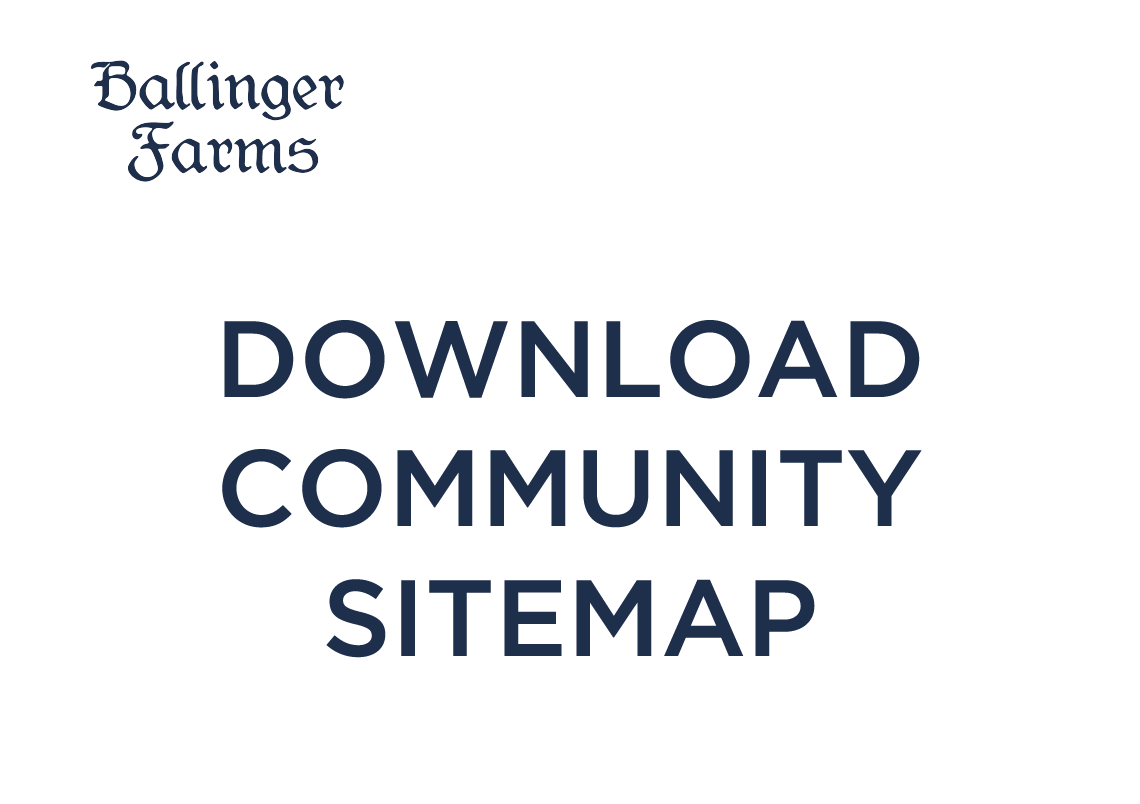 Ballinger Farms Sitemap | New Single-Family Homes from the $400s in Youngsvile, NC
