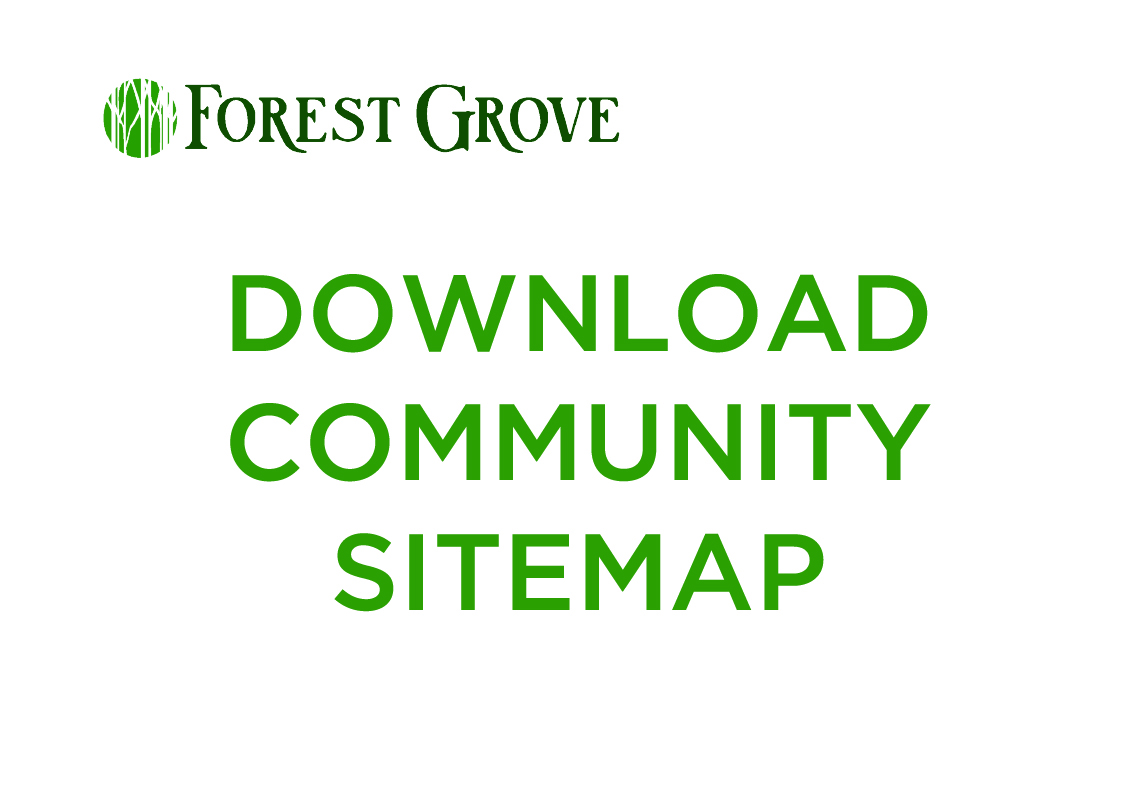 Forest Grove Sitemap | New Single-Family Homes from the $400s in Zebulon, NC