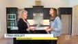 Jim Allen Group Realtor® Tina Holley with CBS17 Joanna Heims in Prescott Manor