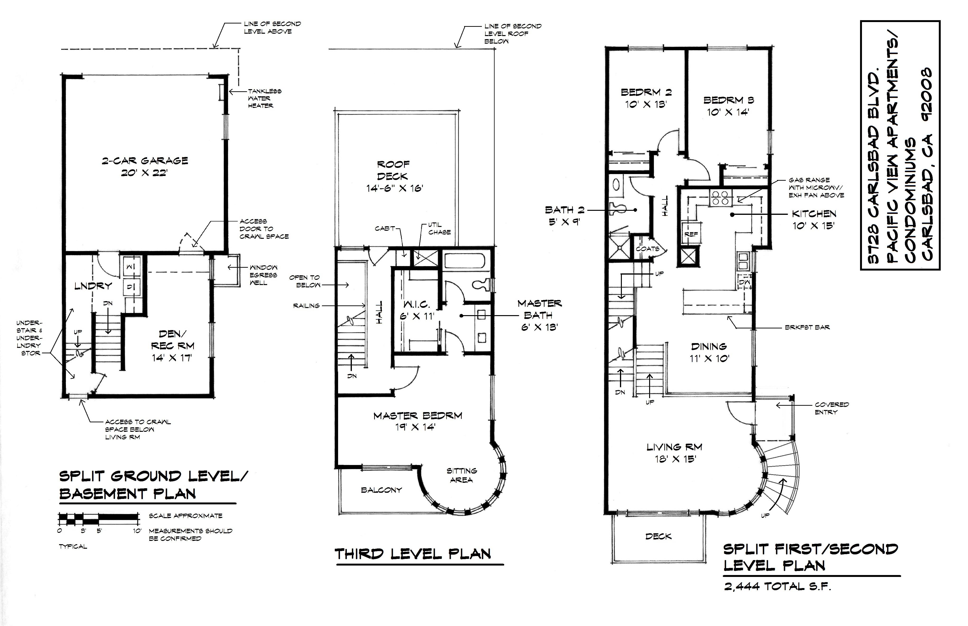 3728 Carlsbad Blvd Flr Plan