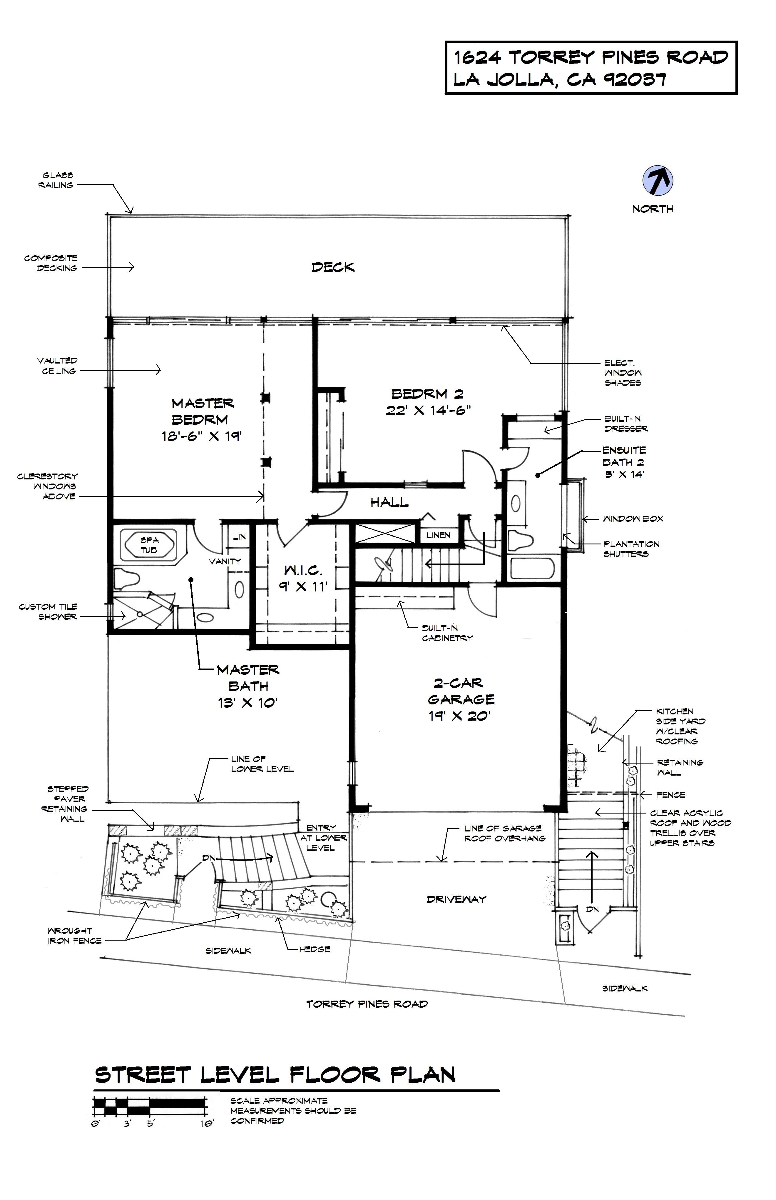 1624 Torrey Pn 2nd Lev Plan
