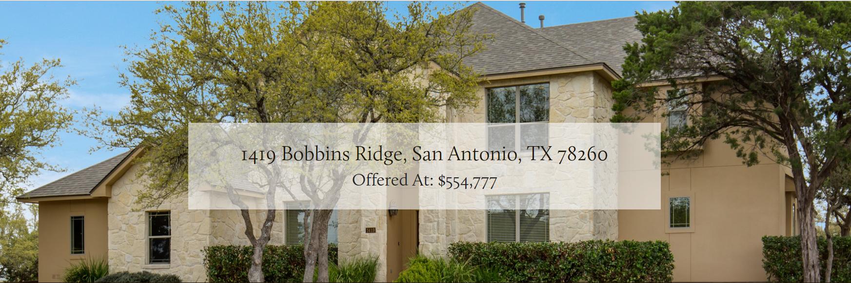 San Antonio House For Sale