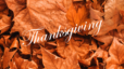8 Fun ways to make your Thanksgiving COVID safe!