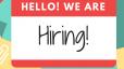 We're Hiring – Transaction Coordinator
