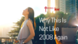 Why This Is Not Like 2008 Again | Hornburg Real Estate Group