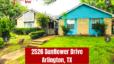 2526 Sunflower Drive Arlington, TX