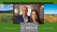 Marin County Homeowners Association Documents And What to Look For