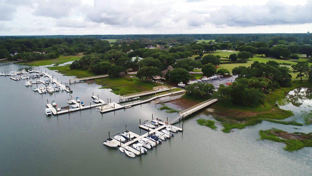 Moss Creek Marina