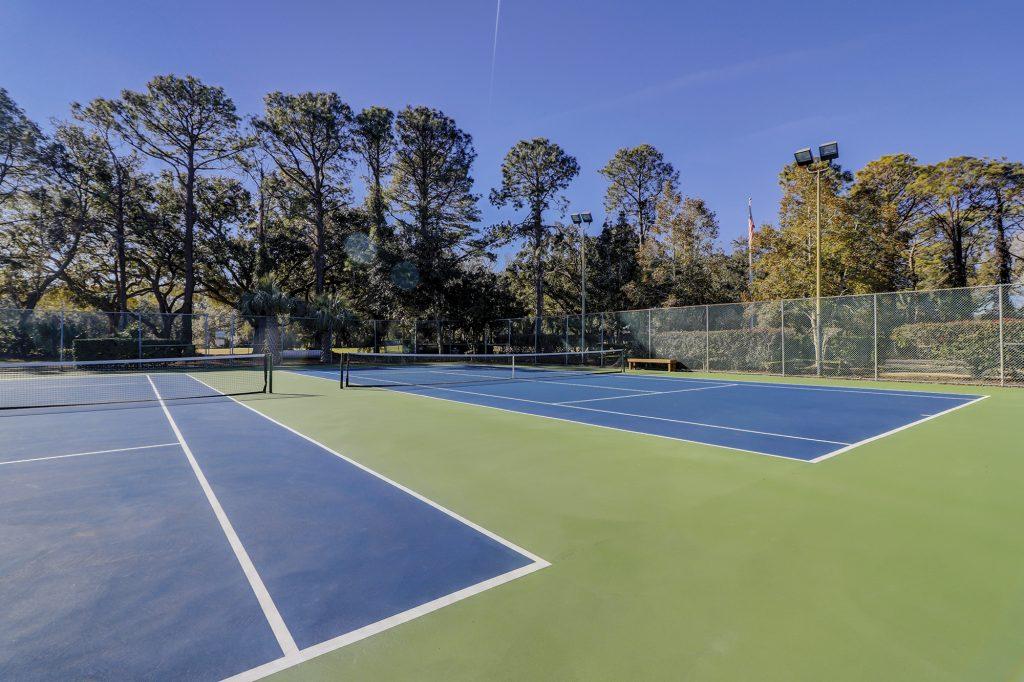 Hilton Head Beach and Tennis Courts