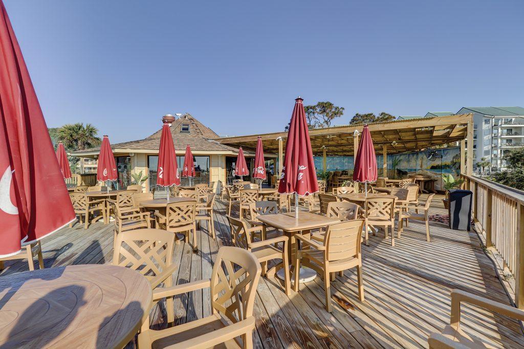 Hilton Head Beach Tennis Restaurant
