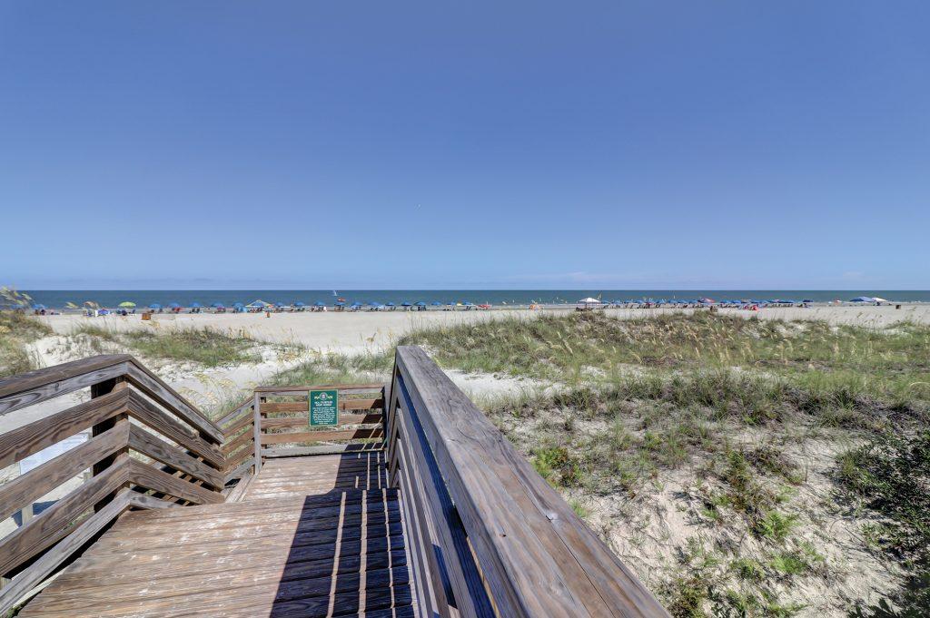 Palmetto Dunes Beach Access