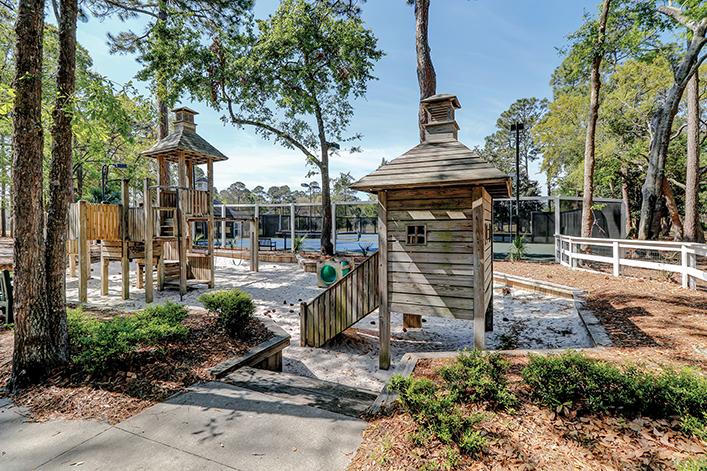 Palmetto Hall Playground