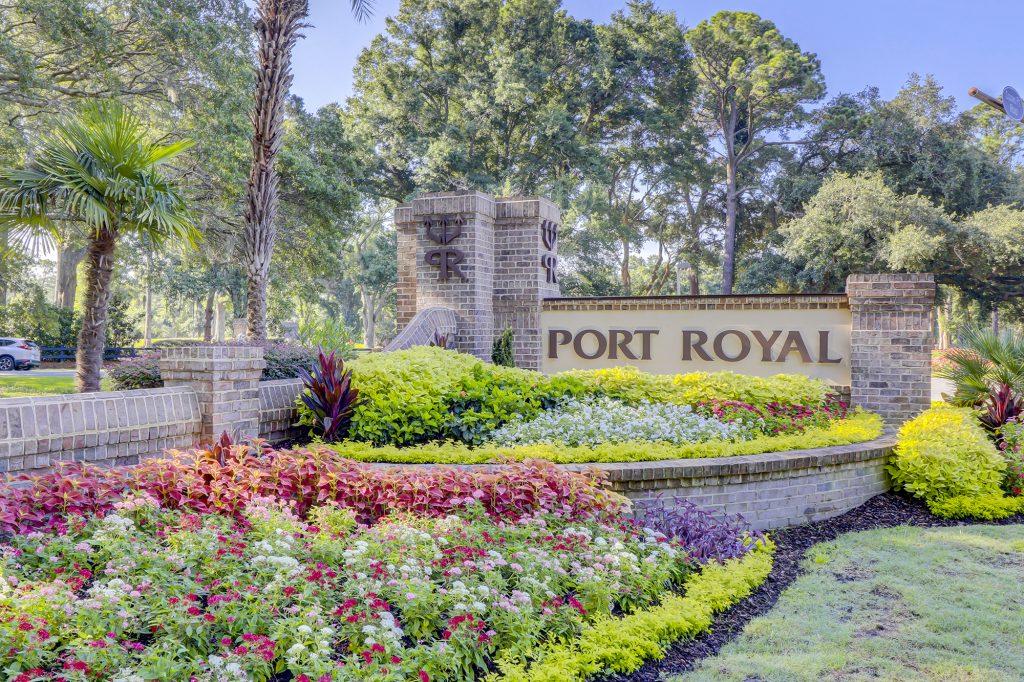 Port Royal Entrance