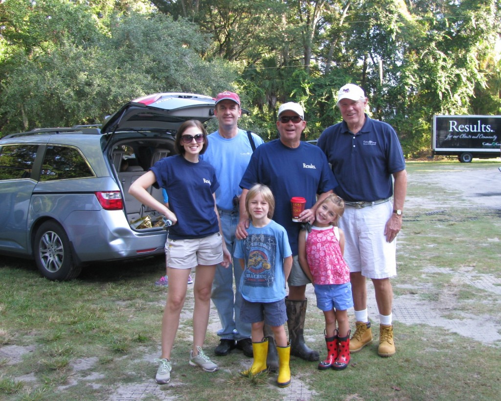 May River Cleanup