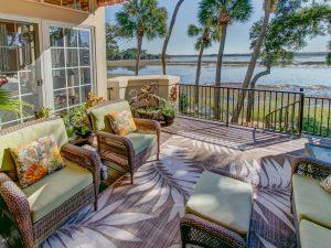 First Floor Balcony Terrace
