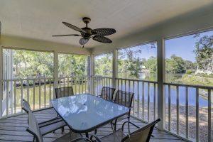 76 Ocean Lane, #7636, Hilton Head - Screened Porch and Lagoon View