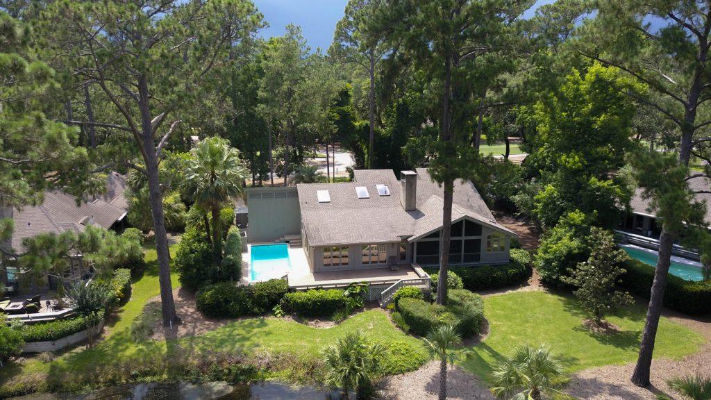108 Baynard Cove Road - Aerial View
