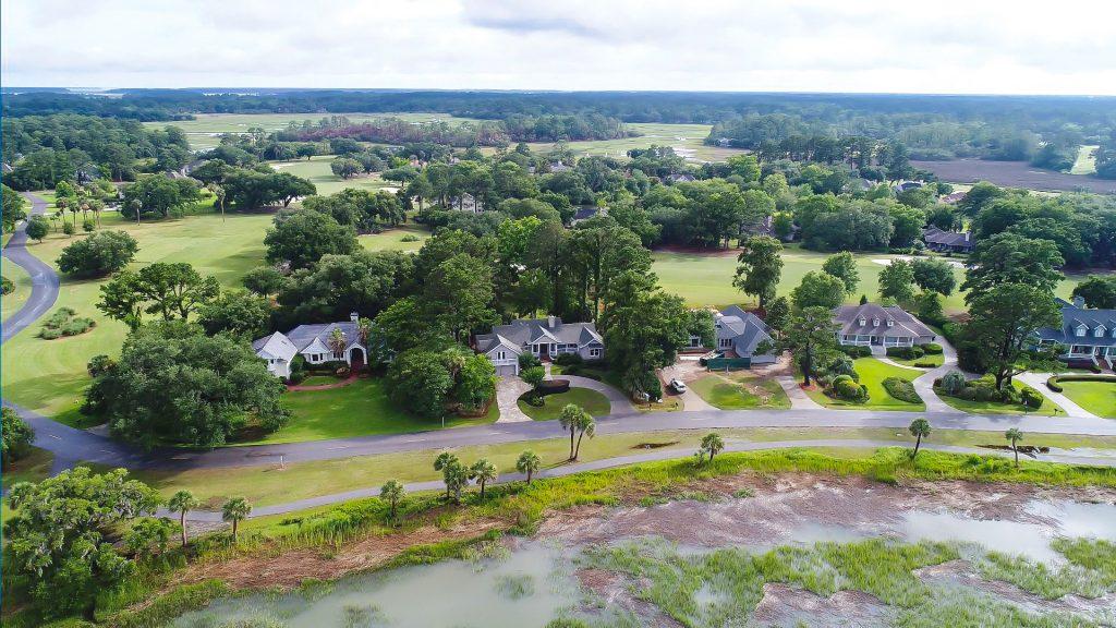 326 Moss Creek Drive - Aerial Views