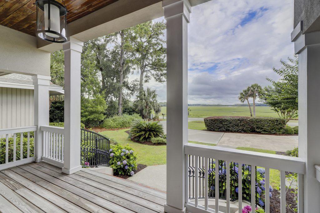 326 Moss Creek Drive - Front Porch Views