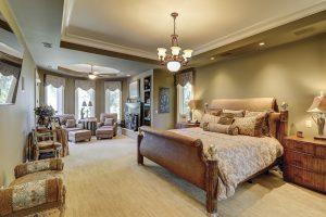 42 Broad Pointe Drive Master Bedroom