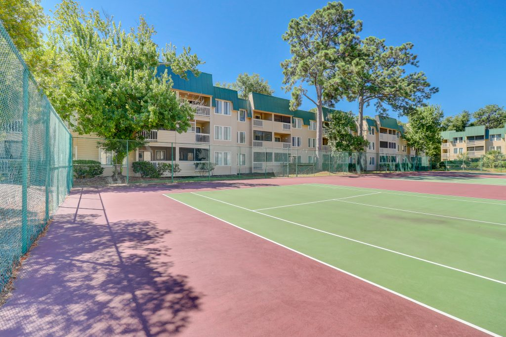 3317 The Spa - Tennis Courts
